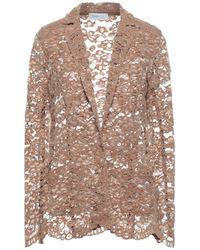 Pianurastudio Suit Jacket - Brown