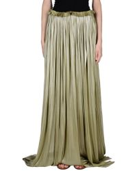 Maria Lucia Hohan - Long Skirt - Lyst