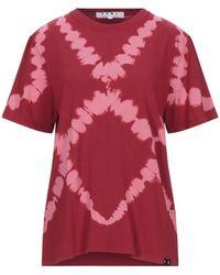 PROENZA SCHOULER WHITE LABEL T-shirt - Rosso
