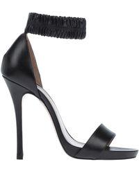 Wo Milano Sandals - Black