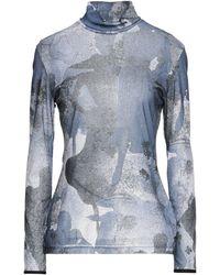 Victoria, Victoria Beckham T-shirts - Blau