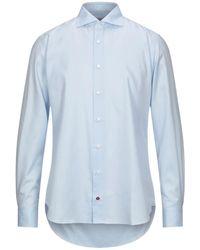Carrel Shirt - Blue