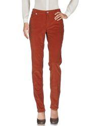 Henry Cotton's Pantalon - Marron