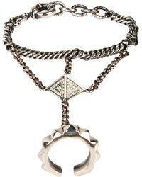 John Richmond - Bracelets - Lyst