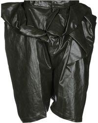 Rick Owens Drkshdw 3/4-length Pants - Green