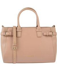 Tru Trussardi Handbag - Natural