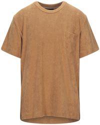 Howlin' T-shirt - Marrone