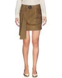 Jitrois - Mini Skirt - Lyst