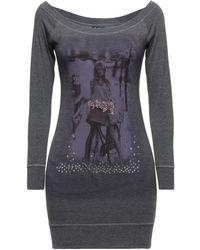 Jeans Tattoo T-shirt - Gray