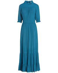 ViCOLO Robe longue - Bleu