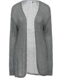 Sufé Firenze Cardigan - Grey