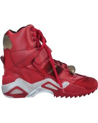 Maison Margiela High-tops & Trainers - Red