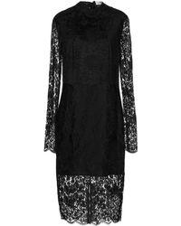 Lover Midi Dress - Black