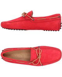 Tod's Loafer - Red