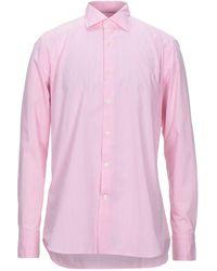 CALIBAN 820 Shirt - Pink
