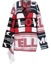 Stella McCartney Sudadera - Blanco