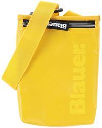 Blauer Cross-body Bag - Yellow