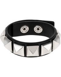 Moschino Bracelet - Black