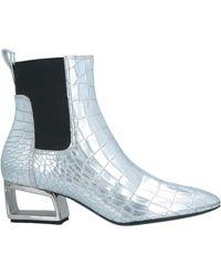 Premiata Ankle Boots - Metallic