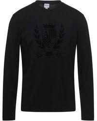 Armani Camiseta - Negro