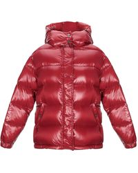 Sealup Down Jacket - Red