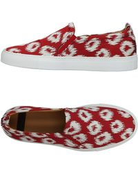 Raparo Low Sneakers & Tennisschuhe - Rot
