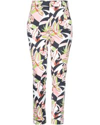 LaDoubleJ Casual Trousers - Pink