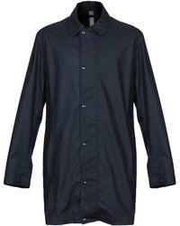 Sempach Overcoat - Blue
