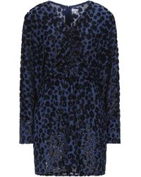 Lala Berlin Short Dress - Blue