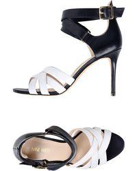 Nine West Sandals - White