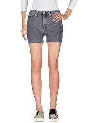 Calvin Klein Jeans - Denim Shorts - Lyst