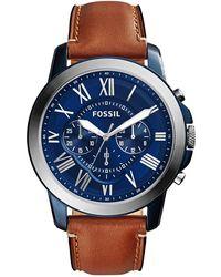 Fossil Wrist Watch - Blue
