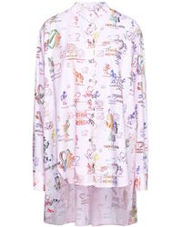 Vivienne Westwood Anglomania Shirt - Pink
