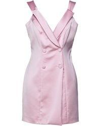 Jijil Short Dress - Pink