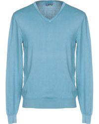 Heritage Pullover - Bleu