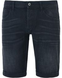 Armani Jeans Bermuda Short - Black