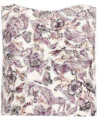 Anna Sui Top - Blanc