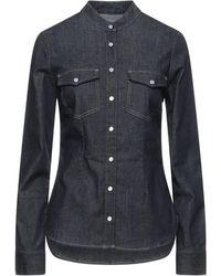 Nine:inthe:morning Denim Shirt - Blue