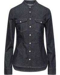 Nine:inthe:morning Camicia jeans - Blu