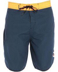 Osklen Pantaloni da mare - Blu