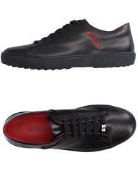 Tod's For Ferrari Trainers - Black