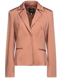 Class Roberto Cavalli Suit Jacket - Multicolour