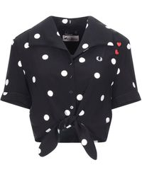 Fred Perry Shirt - Black