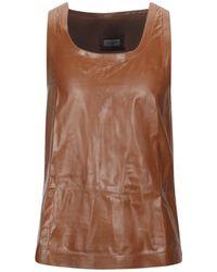Dries Van Noten T-shirt - Brown