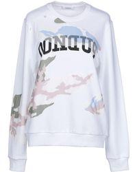 Dondup Sweatshirt - White