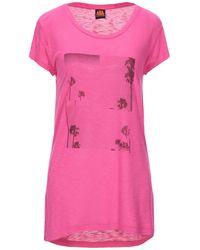 Sundek T-shirt - Pink