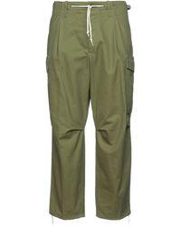 Cellar Door Pants - Green