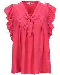 LAB ANNA RACHELE Blouse - Pink