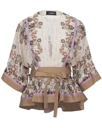 DSquared² Blouse - Brown