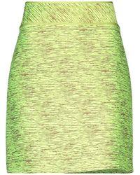 Boutique Moschino Minifalda - Verde